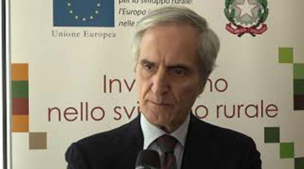 Prof. Mustilli al Tavolo 4 di avvicinamento alla Conferenza Agricola Regionale del 21/03/2019