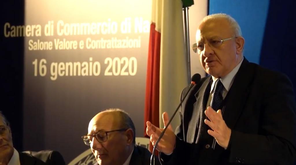 Presentazione dei Bandi della Regione Campania per Artigiani, Commercianti ed Ambulanti