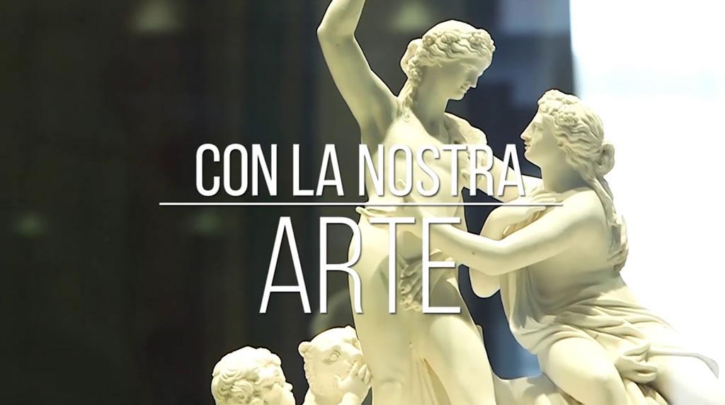 Con la nostra Arte – POR Campania FESR