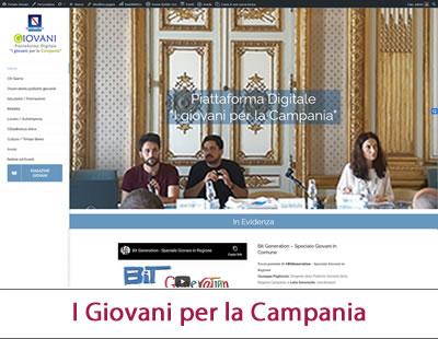 I giovani per la Campania