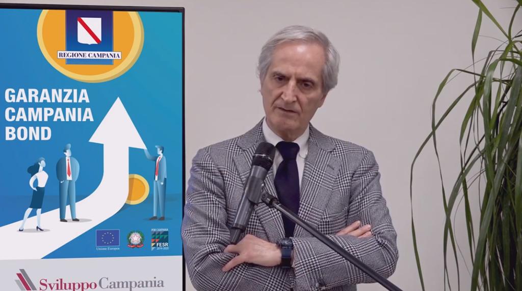 Garanzia Campania Bond, best practice per la crescita delle PMI – 9 mar 2021