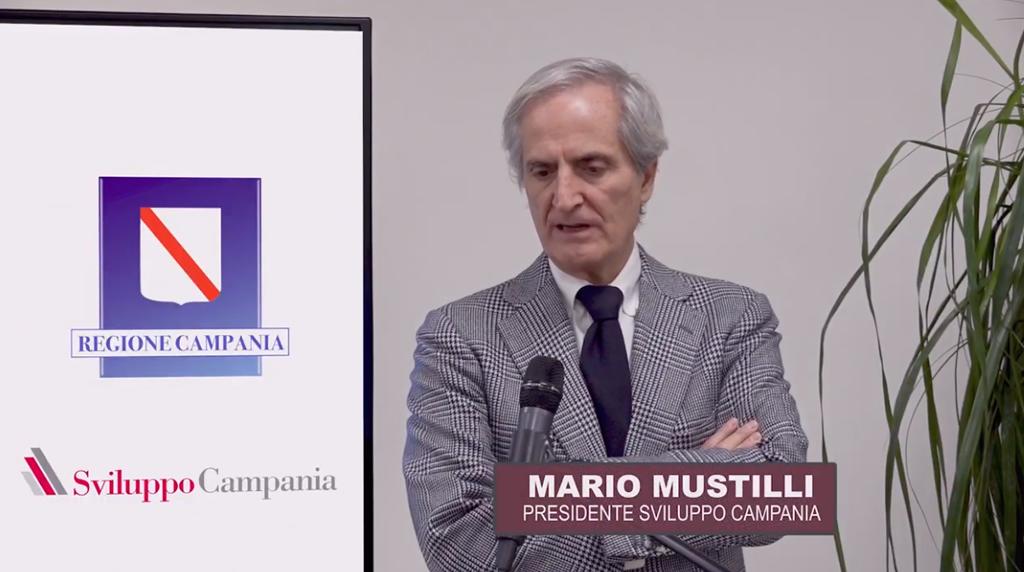 Sviluppo Campania promuove la crescita e lo sviluppo del territorio- 9 mar 2021